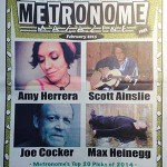 Metronome cover