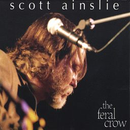 cd cover: the feral crow by scott ainslie