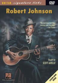Robert Johnson Guitar DVD