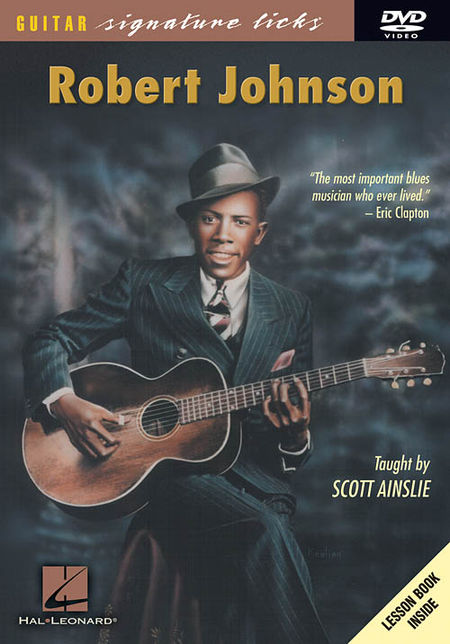 Robert Johnson Guitar DVD