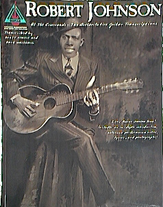 Robert Johnson at the Crossroads - book cover