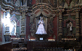 San Xavier del Bac.Sanctuary