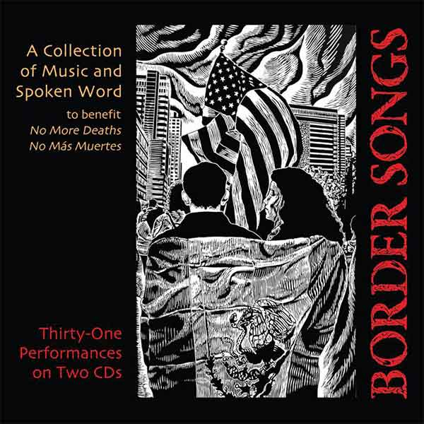 cd cover: Border Songs
