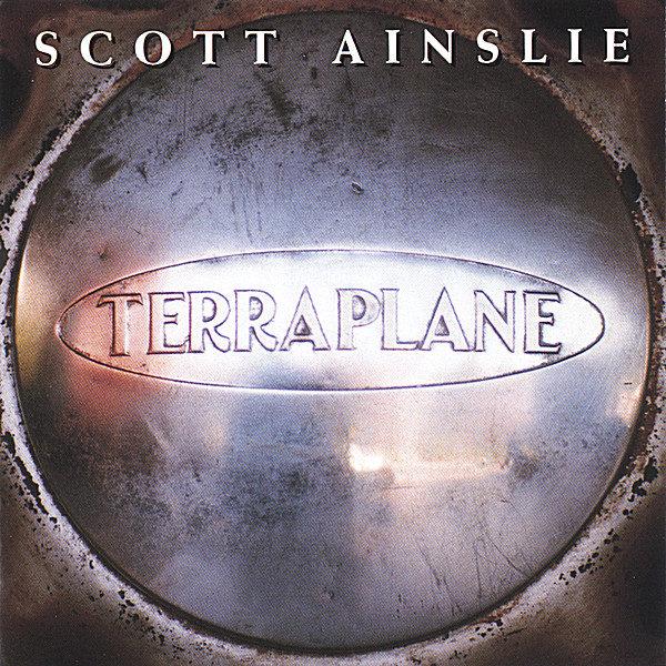cd cover: terraplane by scott ainslie